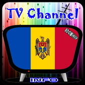 Info TV Channel Moldova HD icon
