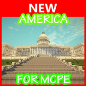 Mod on America for MCPE icon
