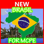 Mod Brazil for Minecraft PE icon