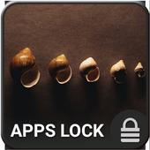 Snail Shell App Lock Theme icon