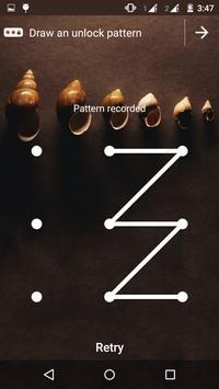 Snail Shell App Lock Theme apk screenshot