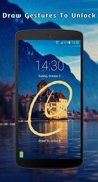 Gesture Lock Screen screenshot 21