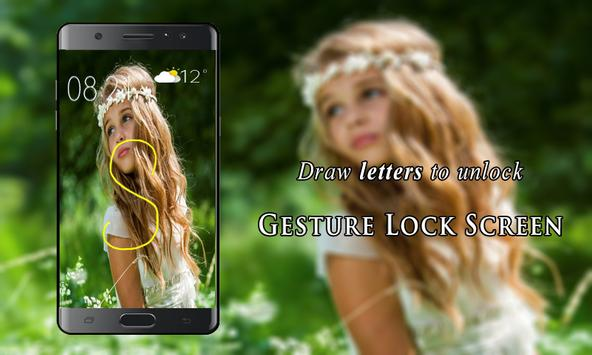 Signature Lock Screen screenshot 4