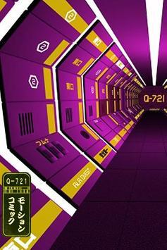 Q-721 MOTION COMICS WALLPAPER apk screenshot