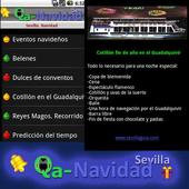 Sevilla Navidad icon