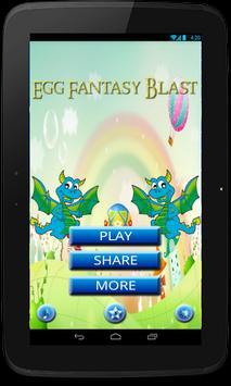 Egg Fantasy Blast poster