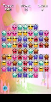 Jelly Star Match 3 screenshot 5
