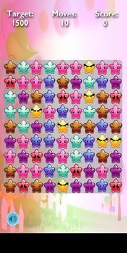 Jelly Star Match 3 screenshot 2