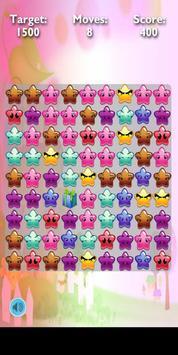 Jelly Star Match 3 screenshot 3