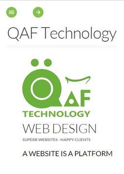 Qaf Technology poster