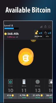 Free Bitcoin Maker - BTC Maker poster