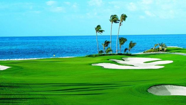 Golf Course Wallpaper apk screenshot