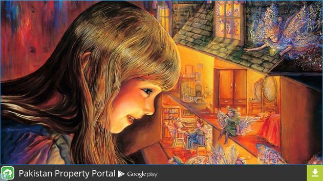 Fantasy Alice Wallpapers apk screenshot