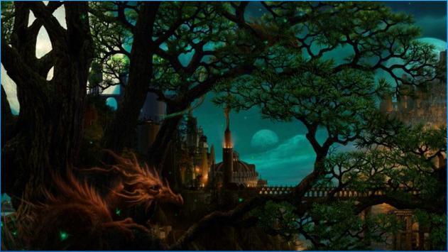 Fantasy Artistic Wallpapers screenshot 1