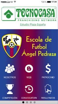 EFA Pedraza poster