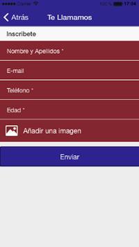 EFA Pedraza apk screenshot
