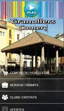 Granollers Comerç poster