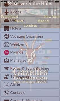 Gazelles Destination apk screenshot