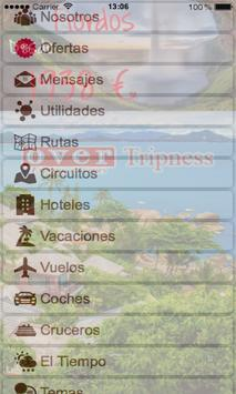 Tripness apk screenshot