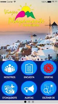Viajes Playamonte poster
