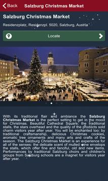 Christmas Markets Europe screenshot 5