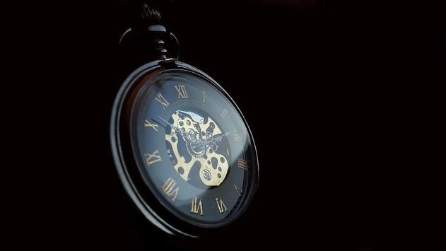 Clock Wallpaper apk screenshot
