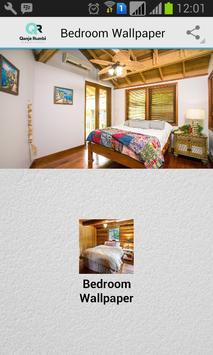 Bedroom Wallpaper New poster