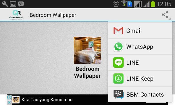 Bedroom Wallpaper New screenshot 17