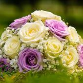 Flower Bouquet Wallpaper icon