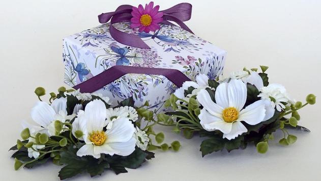 Flower Gift Wallpaper screenshot 7