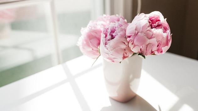 Flower Vase Wallpaper apk screenshot