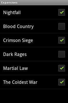 qasu Nightfall apk screenshot