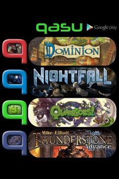 qasu Nightfall poster