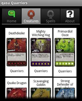 qasu Quarriors apk screenshot