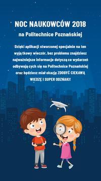 Noc Naukowców - Politechnika Poznańska poster
