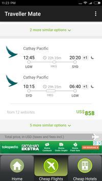Traveller Mate скриншот 3