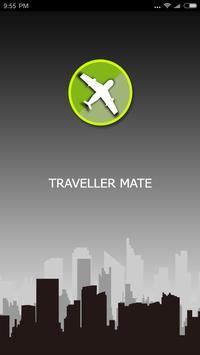 Poster Traveller Mate