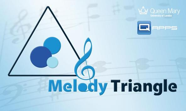 Melody Triangle poster