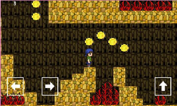 Escape Runner Dangerous Runner apk screenshot