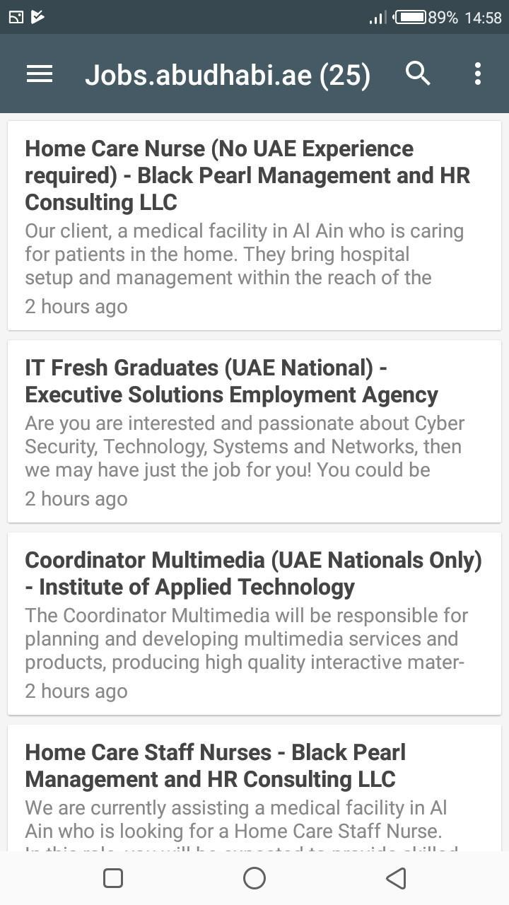 Jobs in Qatar - Qatar Job Vacancies for Android - APK Download