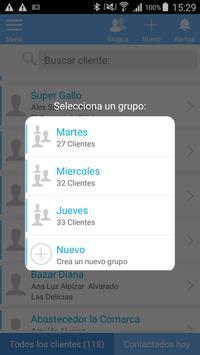 Fuerza de Ventas Qatro App apk screenshot