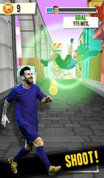 Messi Runner World Tour apk screenshot