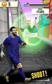 Messi Runner screenshot 1