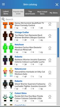 QBs D Skin Editor For Minecraft APK Download Free Entertainment - Skins para minecraft pe para hombre