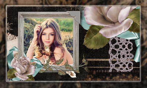 Floral Photo Frames apk screenshot