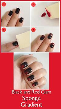 Nail Polish Designs For Girls poster