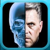 Your Skull Photo Prank icon