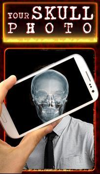 Your Skull Photo Prank apk screenshot