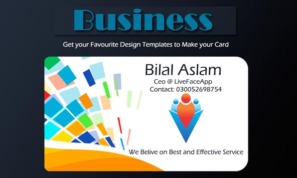 Business card maker 2018 apk download free art design app for business card maker 2018 poster business card maker 2018 apk screenshot colourmoves