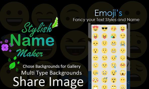 Stylish Name Maker screenshot 2